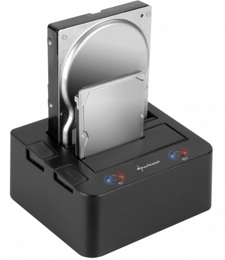 Док-станция для жестких дисков