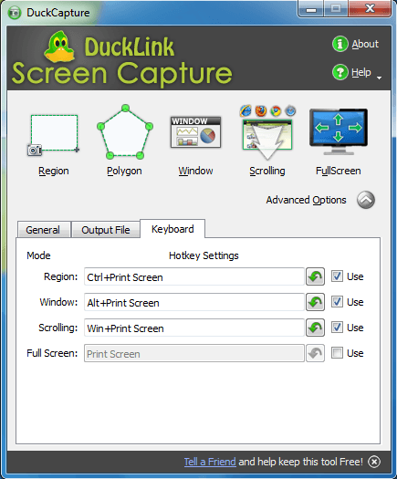 программа DuckCapture