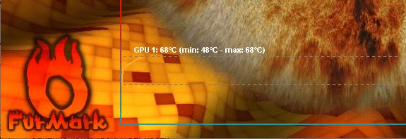 быстрый рост температуры видеокарты