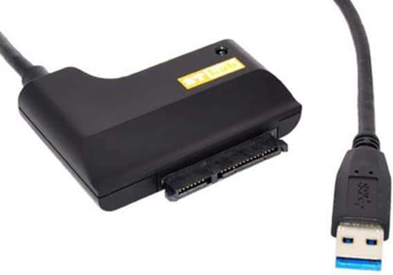 адаптер с SATA на USB