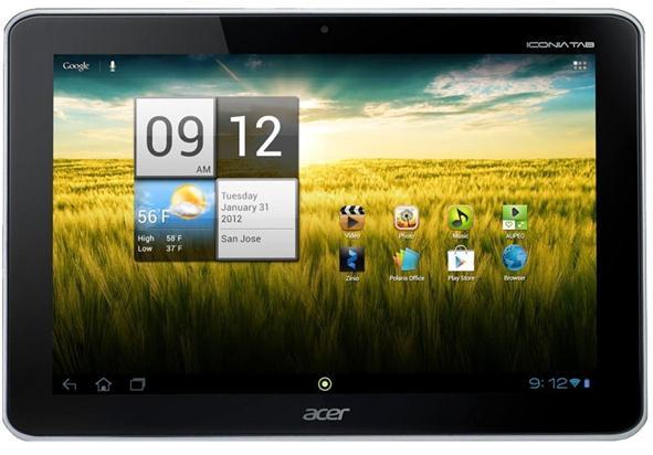 Как выбрать планшет для Интернета: Acer Iconia Tab A211