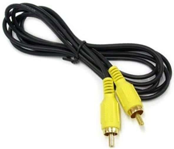кабель для подключения левой колонки