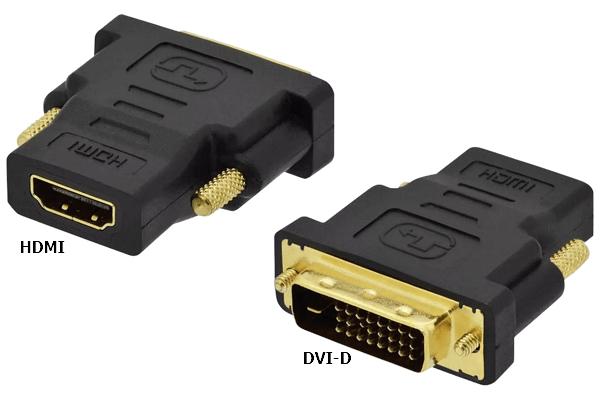 переходник с DVI-D на HDMI