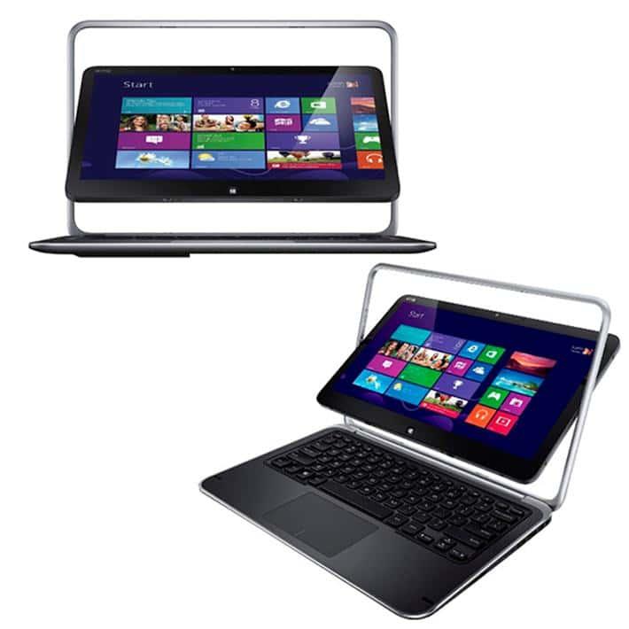 Ноутбук планшет DELL XPS 12