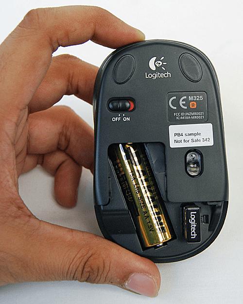 беспроводная мышка с радиосвязью