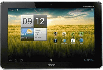 Планшеты с USB: Acer Iconia Tab A211 и Acer Iconia Tab A210