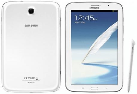 Планшет с функцией телефона: Samsung Galaxy Note