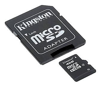 Как выбрать SD карту памяти: переходник
