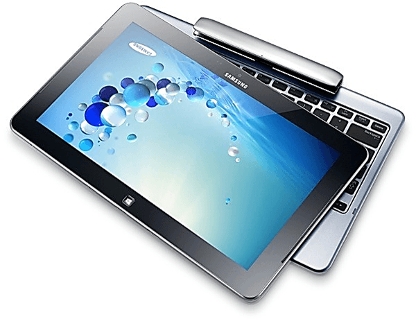 Планшеты для работы с документами: Samsung ATIV Smart PC