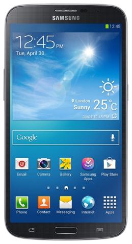 недорогой смартфон с большим экраном: Samsung Galaxy Mega 6.3