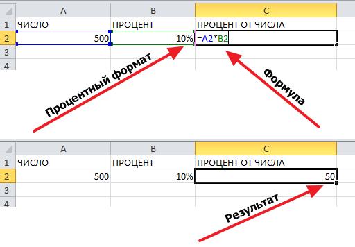 еще одна альтернативная формула с адресом ячейки
