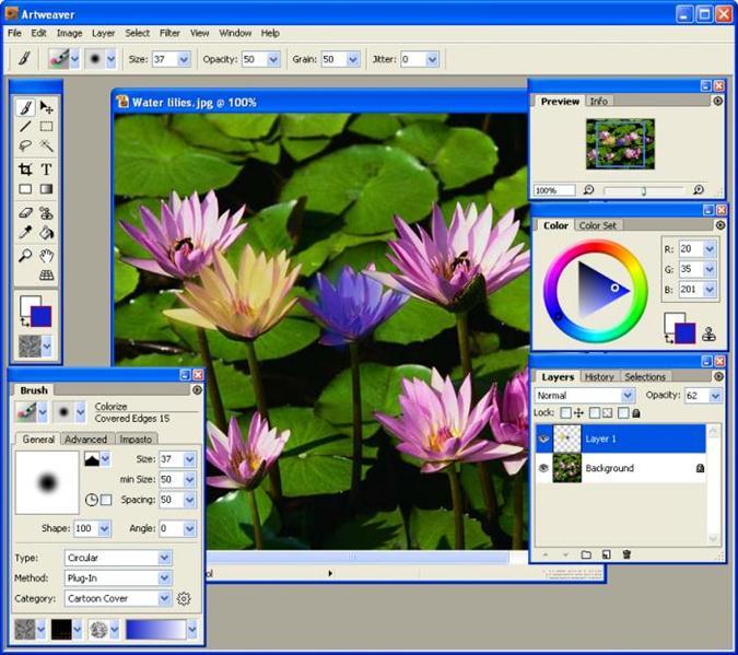 Программы для обработки фотографий