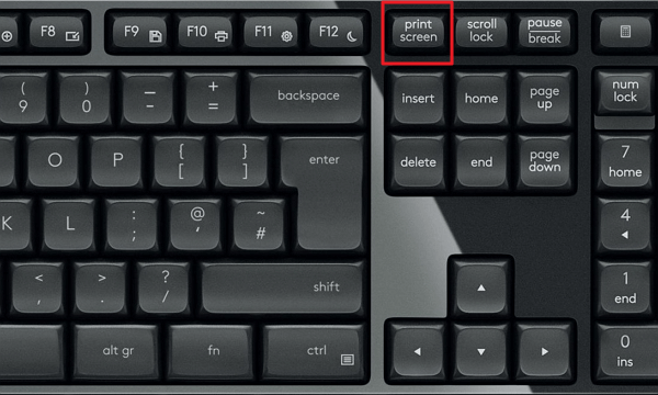 клавиша Print Screen
