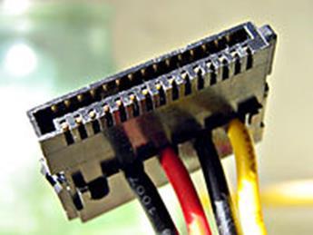 кабель электропитания для подключения жесткого диска