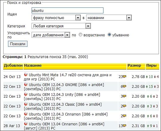 Как пользоваться торрентом на трекере Rutor.org