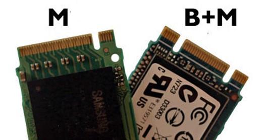 SSD накопители в форм-факторе M.2