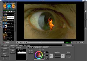 Программы для монтажа видео CineFX