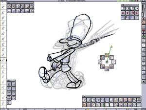 Программа для создания анимации Plastic animation paper