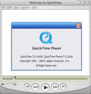 Программа для просмотра видео QuickTime