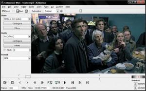 Программы для монтажа видео avidemux