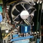 как очистить компьютер от пыли