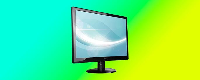 При включении компьютера не включается монитор: почему и что делать?