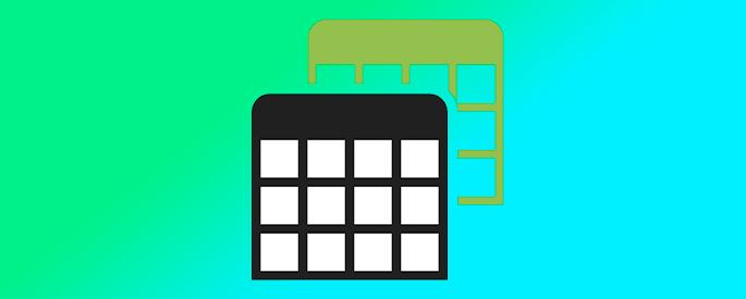 Как таблицы из Excel перенести в Word