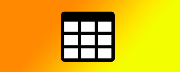 Как объединить и разделить ячейки в таблице в Word