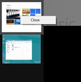 Как закрыть программу в Windows 8